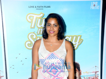 Shahana Goswami at 'Tu Hai Mera Sunday' film screening