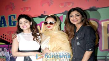 Shamita Shetty, Rekha, Shilpa Shetty