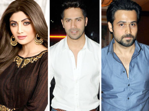Shilpa Shetty joins Varun Dhawan, Emraan Hashmi for '1 Small Step For Cancer'