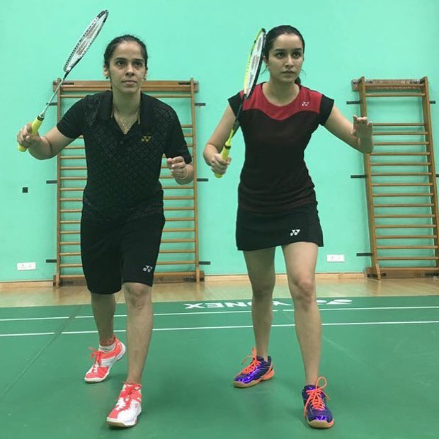 Shraddha Kapoor attends badminton classes at 5am every day