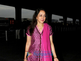 Suniel Shetty, Hema Malini and others snapped at the airport