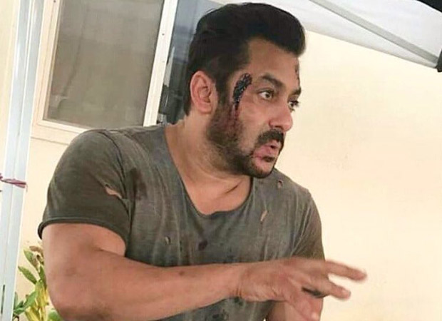Tiger Zinda Hai Salman Khan's bruised look proves he is ready to enthrall the audience with breathtaking action sequences (3)