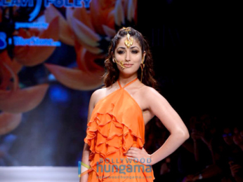 Vaani Kapor and Dia Mirza on Day 1 of 'India International Jewellery Week'