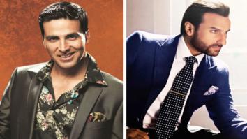 WOW! 'Khiladi' Akshay Kumar and 'Anari' Saif Ali Khan will now come together for TV