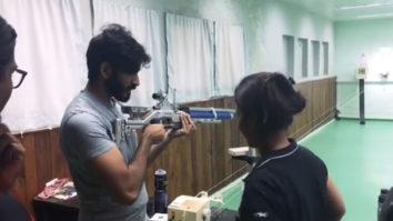 WOW! Harshvardhan Kapoor begins prep for Abhinav Bindra biopic