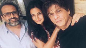 WOW! Katrina Kaif kickstarts shooting for Shah Rukh Khan and Aanand L Rai's dwarf film!