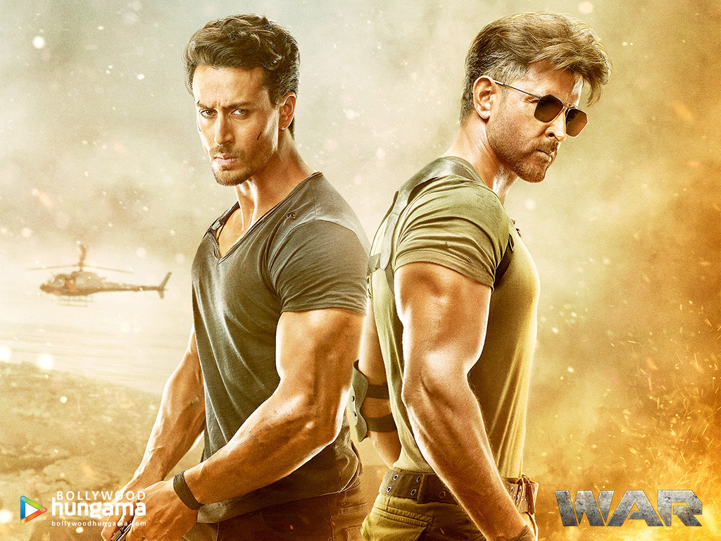 War 2019 Wallpapers war 1 6 Bollywood Hungama