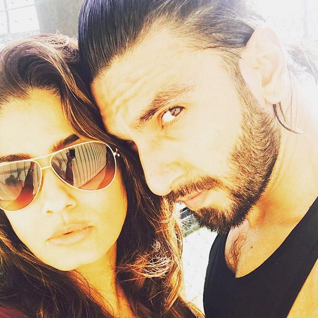When Ranveer Singh bumped into 90s diva Raveena Tandon
