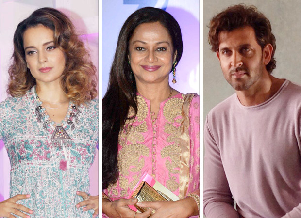 Zarina Wahab jumps to Hrithik Roshan