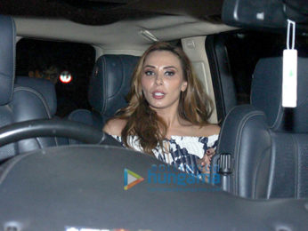 lulia Vantur spotted at Bastian