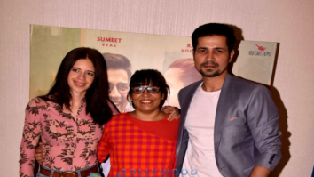 Celebs grace the special screening of the film 'Ribbon'