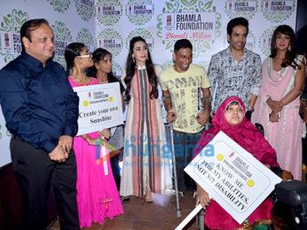 Karisma Kapoor attends the Asif Bhamla Foundation Diwali bash