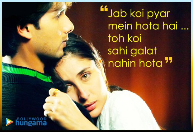#10yearsofjabwemet 10 Best dialogues from the Shahid Kapoor – Kareena Kapoor Khan starrer (2)
