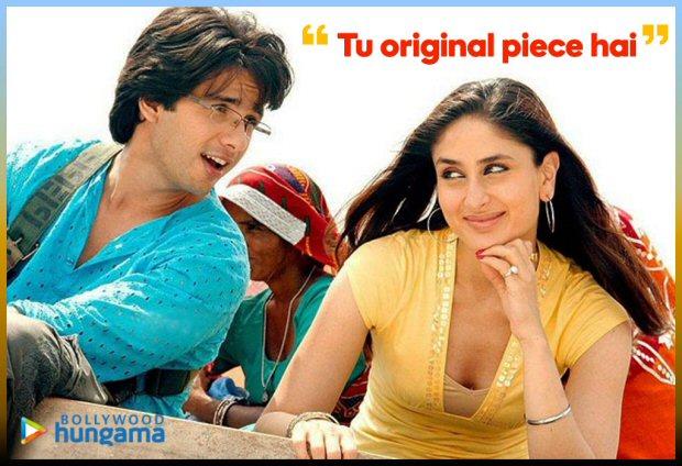 #10yearsofjabwemet 10 Best dialogues from the Shahid Kapoor – Kareena Kapoor Khan starrer (3)
