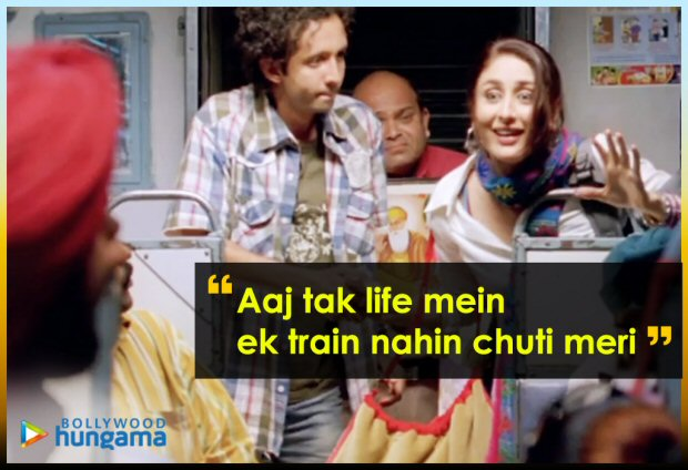 #10yearsofjabwemet 10 Best dialogues from the Shahid Kapoor – Kareena Kapoor Khan starrer (9)