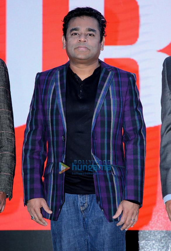 A R Rahman launches new range of JBL & Harman Kardon Audio Products in New Delhi