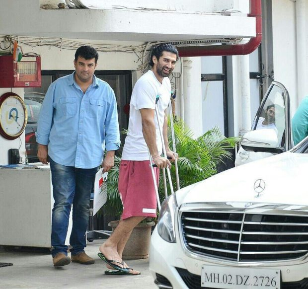 Aditya Roy Kapur goes out of action3