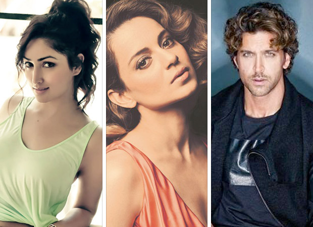 After Farhan Akhtar, Yami Gautam shared her view on Kangana Ranaut- Hrithik Roshan controversy
