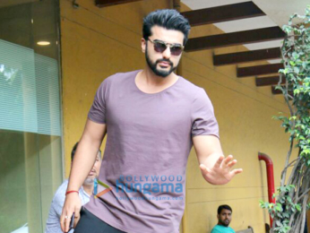 Arjun Kapoor snapped in a casual avatar