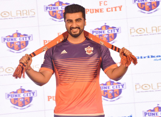 Arjun Kapoor turns co-owner of Pune Football Club of Indian Super League
