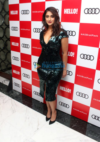 Arjun Kapoor, Kriti Sanon, Ileana D'Cruz and Shruti Haasan grace the launch of the new 'Audi A5'