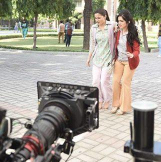 CHECK OUT Alia Bhatt shoots for Raazi at the iconic Miranda House in Delhi1