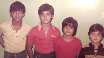 CUTE! Salman Khan and Arbaaz Khan share this rare picture of their childhood and it will definitely bring a smile on your face
