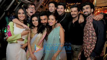 Celebs grace Riddhi Dogra's Pre-Diwali bash at The Stadium Bar