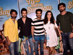 Celebs grace the special screening of 'Tu Hai Mera Sunday'
