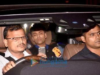 Celebs grace the special screening of 'Ittefaq' at Yashraj Studio