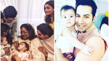 Check out Alia Bhatt and Varun Dhawan share cutest photos of Karan Johar's kids, Roohi and Yash  (2)