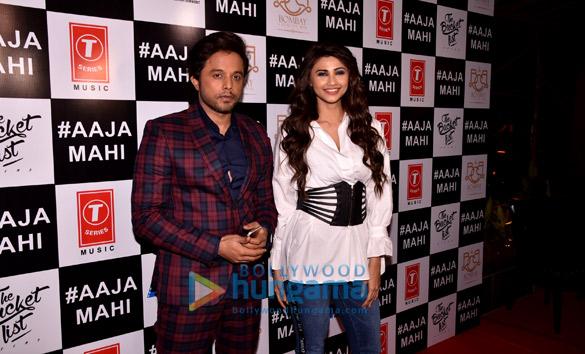 Daisy Shah hosts 'Aaja Mahi' music launch party