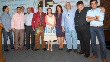 David Dhawan, Viveck Vaswani, Ratan Jain, Rahul Rawail at at '11th Locations Exhibition Conference'
