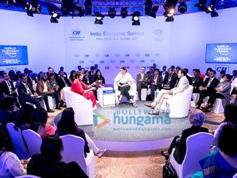 Deepika Padukone talks about mental health at World Economic Forum in Delhi