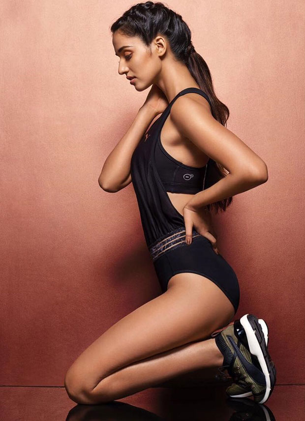 Disha Patani is a sultry babe in the latest PUMA campaign -1