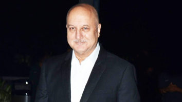 EXCLUSIVE Anupam Kher's FIRST Reaction On Being Appointed As FTII Chairman
