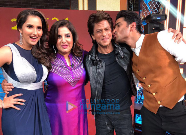 EXCLUSIVE When Shah Rukh Khan, Sushant Singh Rajput and Sania Mirza came on