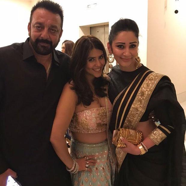 Ekta Kapoor's Diwali party 2017-8