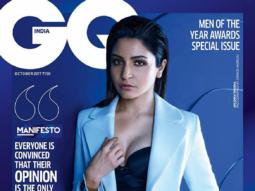 Anushka Sharma On The Cover Of GQ