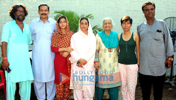 On The Sets Of The Movie Gul Makai