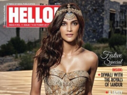 Kriti Sanon On The Cover Of Hello!