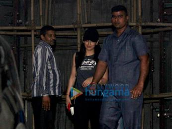 Yami Gautam snapped in Bandra