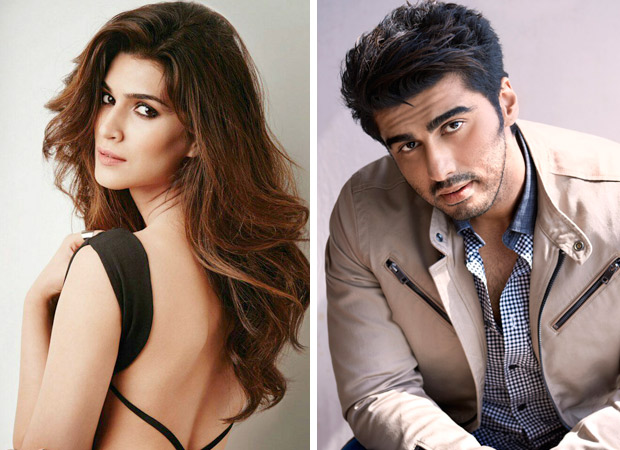 Kriti Sanon to be paired opposite Arjun Kapoor in Nikkhil Advani's next