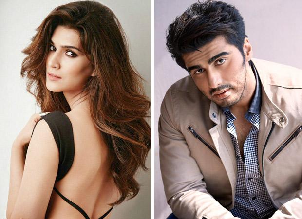 Kriti Sanon to be paired opposite Arjun Kapoor in Nikkhil Advani's next