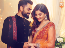 Manyavar's Latest TVC Featuring Anushka And Virat is a Firework