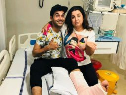 OMG! Rajkummar Rao fractures his leg whilst shooting for this show