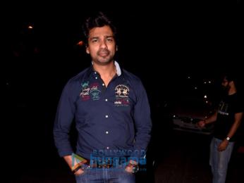 Parineeti Chopra and Nikhil Dwivedi snapped in Bandra