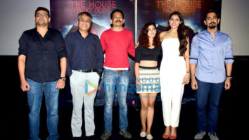 Press meet of the film The House Next Door