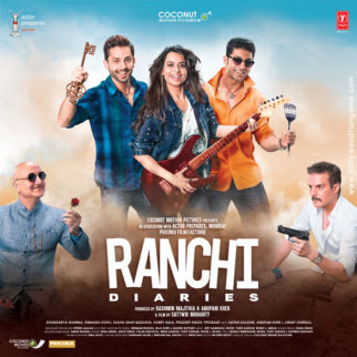 Movie Stills Of The Movie Ranchi Diaries