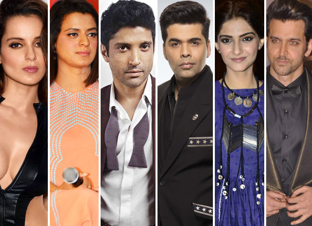 SHOCKING Kangana Ranaut's sister Rangoli Chandel attacks Farhan Akhtar, Karan Johar and Sonam Kapoor for supporting Hrithik Roshan